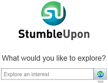 StumbleUpon Explore