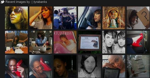 Tyra Banks Image Gallery