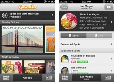 Gowalla New App
