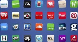 Facebook Timeline Apps Together