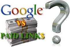 Google Vs Paid Links