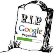PageRank Is Dead