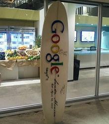 Google Surfing
