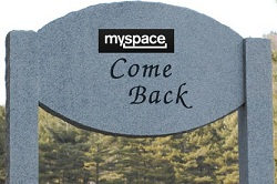 Comeback? MySpace Added Million New Registrations and Adding 40K New Accounts Daily