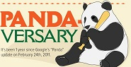 Happy Birthday Google Panda! Where Are We Standing? (With Infographic)
