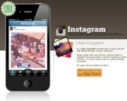 Instagram Homepage Screenshot
