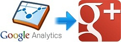 Google Analytics To Google+