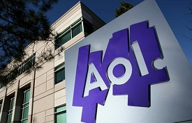 AOL Building Logo