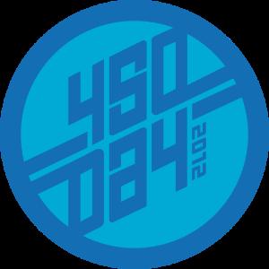 Foursquare 4sqDay Badge