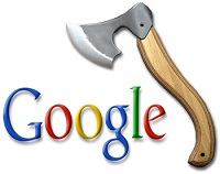 Google Cleaning House