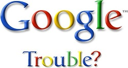 Google Mess Trouble