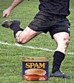 Kicking Spam