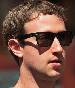 Marck Zuckerberg Cool