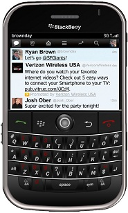 Twitter Ads: Promoted Tweets To BlackBerry, Allows Platform Targeting