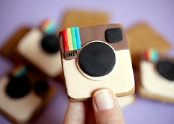 Instagram Delicious Cookies