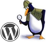 Penguin Checking WordPress