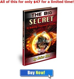 Scam Secret Limited Time Offer