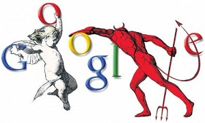 Google Good Vs Evil