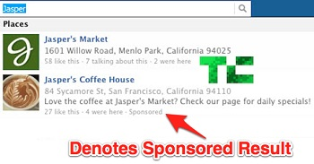 Facebook Search Ads