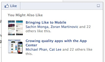 Facebook's Recommendations Bar: Fantastic Social Plugin To Increase Engagement