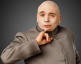 Doctor Evil from Austin Powers