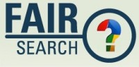 FairSearch.org Logo with Question Mark