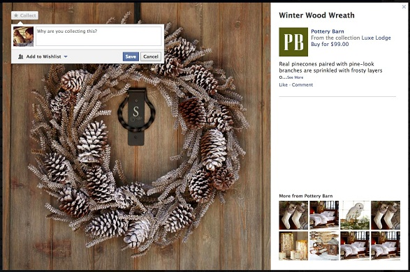 "Facebook's Pressure and Envy of Pinterest Spawns ""Collections"""