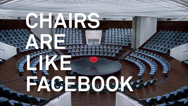 Facebook's Game of Numbers and Chairs