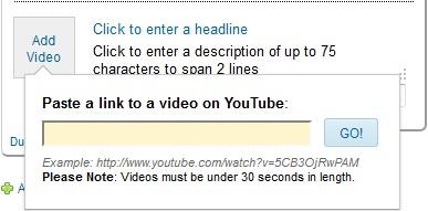 LinkedIn Ads YouTube Integration