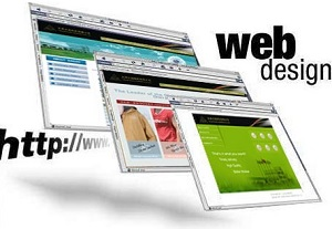 types of web designs