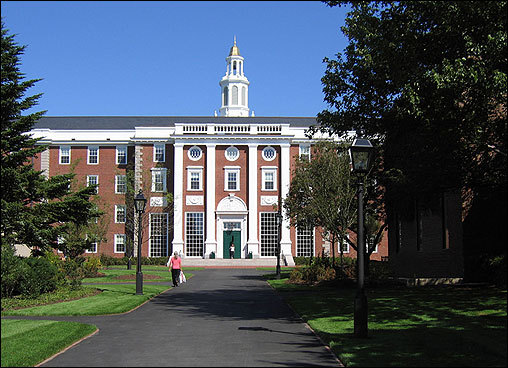 Harvard- Great University