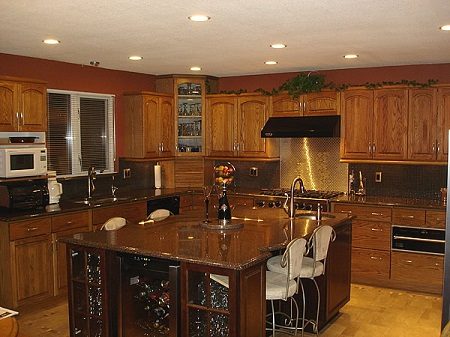 Kitchen Reovation Wood
