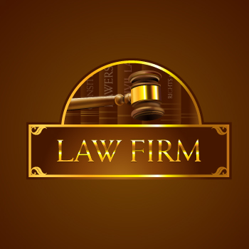 Law Firm Official Sign