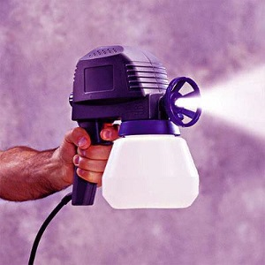 Spray Gun Painting