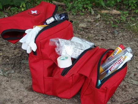 Survivalist's First Aid Kit