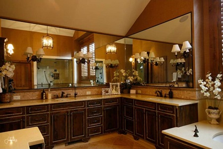 bathroom- Calder Creek Cabinetry