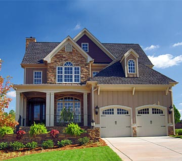 The top 5 home exterior trends of 2014 for Nice home plans