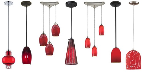 mini ceiling pendants