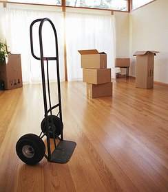 Moving Company Equipment