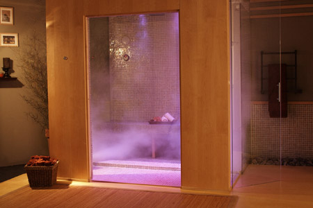 perfect steam shower
