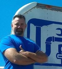 Plumber Tom's Truck