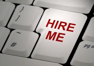 Temp Job - Hire Me