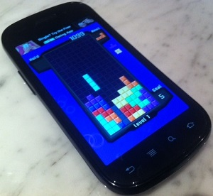 tetris on android phone