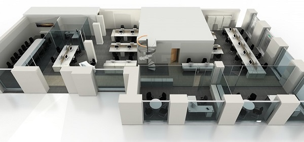 3D Visuals- Office