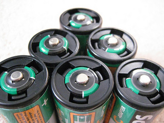 Bundle of Batteries
