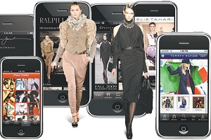 Fashion Mobile Apps on iPhone