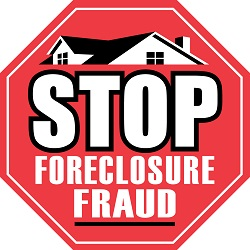 foreclosure fraud sign