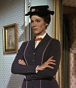 Mary Poppins Is Angry