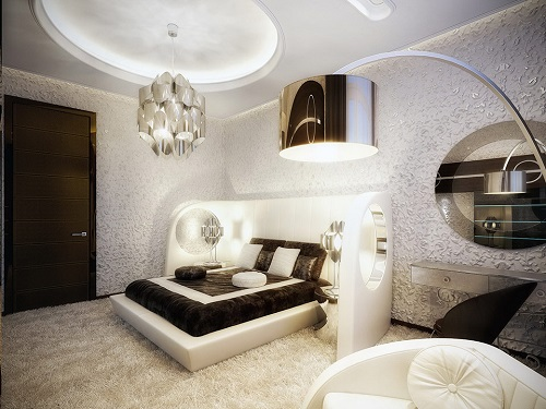 Super Luxury Bedroom