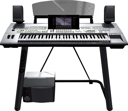 The yamaha tyros 5 arranger keyboard a welcome upgrade for Yamaha tyros 5